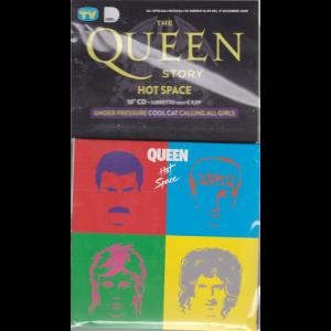 Gli speciali musicali di Sorrisi n. 39 - 17 dicembre 2019 - The Queen story - Hot space - 16° cd + libretto -