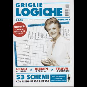 Griglie logiche - n. 4 - bimestrale - dicembre - gennaio 2020 -