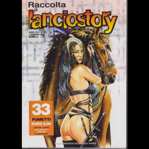 Raccolta di Lanciostory - n. 601 - 4 gennaio 2020 - mensile - 33 fumetti