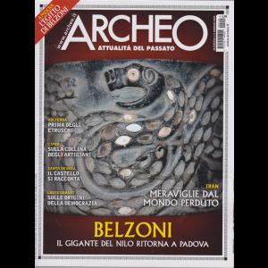 Archeo - n. 419 - mensile - gennaio 2020 -
