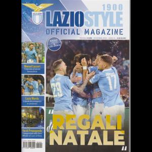 Lazio Style 1900 - Official magazine - n. 109 - mensile - dicembre 2019
