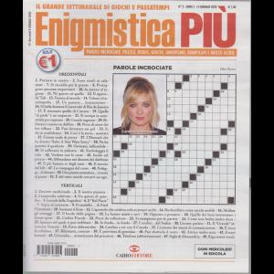 Enigmistica più - n. 2 - 14 gennaio 2020 - settimanale