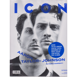 Icon  -n. 49 - marzo 2019 - mensile