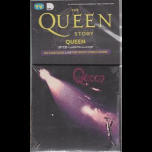 Gli speciali musicali di Sorrisi - n. 1 - 7 gennaio 2020 - settimanale - The Queen story - Queen - 19° cd + libretto