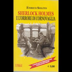 Sherlock Holmes  e l'orrore di Cornovaglia - di Enrico  Solito - n. 12 - gennaio 2020 - mensile