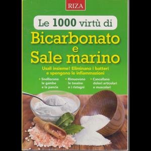 Le ricette Perdipeso - Le 1000 virtù di Bicarbonato e Sale marino - n. 100 - gennaio 2020 -