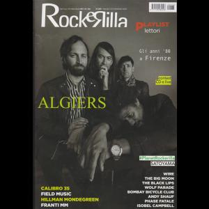 Rockerilla - n. 473 - mensile - gennaio 2020