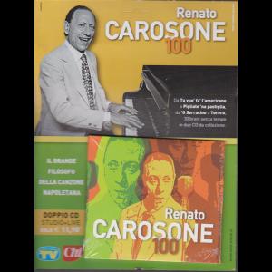 Renato Carosone 100 - n. 4 - settimanale - 3/1/2020 - doppio cd studio + live