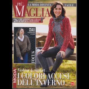 Più maglia - n. 15 - bimestrale - 28/12/2019 -