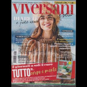 Viversani e belli + Tutto su...corpo e mente - n. 2 - 3/1/2020 - settimanale -  2 giornali