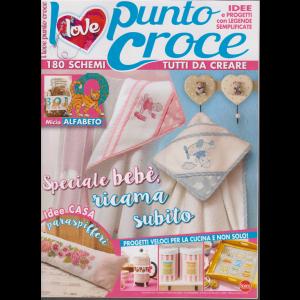 I love punto croce - n. 4 - bimestrale - gennaio - febbraio 2020