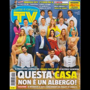 Sorrisi e Canzoni tv - n. 1 - 7 gennaio 2020 - settimanale