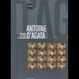 Magnum la storia le immagini - Antoine D'Agata - n. 49 - 28/12/2019 - quattordicinale -