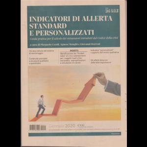 Indicatori di allerta standard e personalizzati - gennaio 2020 -