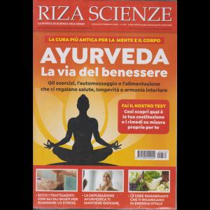 Riza Scienze - n. 370 - bimestrale - gennaio/febbraio 2020