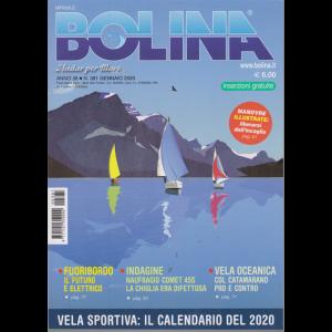 Bolina - n. 381 - gennaio 2020 - mensile