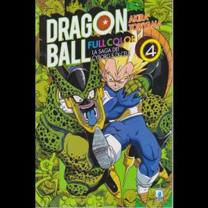 Dragon Ball full color n. 24 - La saga dei Cyborg e di Cell 4 - mensile - gennaio 2020 -
