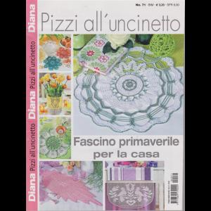 Diana Pizzi all'uncinetto - n. 71 - bimestrale - 9/1/2020