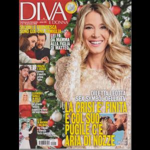 Diva e donna - n. 2 - 14 gennaio 2020 - settimanale femminile