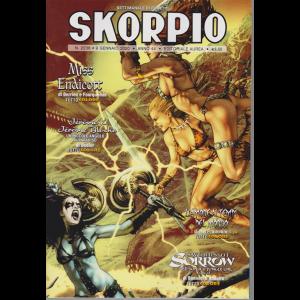 Skorpio - n. 2236 - 9 gennaio 2020 - settimanale di fumetti