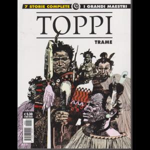 Toppi - Trame - i grandi maestri  - n. 42 - 2 gennaio 2020 - mensile