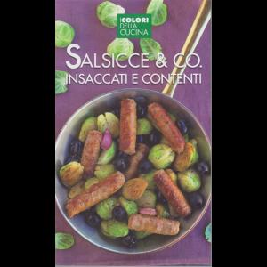 I colori della cucina - Salsicce & Co. insaccati e contenti - Speciale quaderni Alice