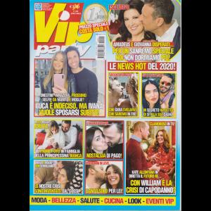 Vip party - n. 1 - mensile - gennaio 2020
