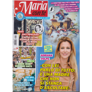 Maria con te - n. 2 - 12 gennaio 2020 - settimanale