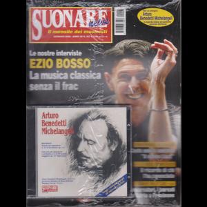 Suonare news - n. 267 - gennaio 2020 - mensile + cd Arturo Benedetti Michelangeli
