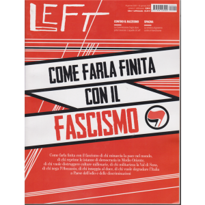 Left - n. 2 - settimanale - 10 gennaio 16 gennaio 2020 -