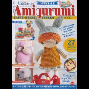 Tutto Uncinetto Speciale Amigurumi - n. 6 _ bimestrale - marzo - aprile 2019 -