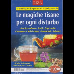 Salute naturale - Le magiche tisane per ogni disturbo - n. 249 - gennaio 2020 -