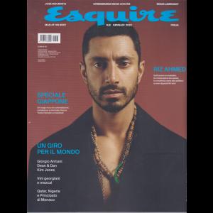 Esquire - n. 8 - gennaio 2020 - bimestrale -