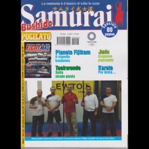 Samurai Bushido Pugilato - n. 1 - gennaio 2020 - 80 pagine