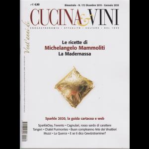 Vent'anni di cucina & vini - n. 172 - bimestrale - dicembre 2019 gennaio 2020