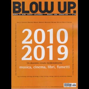 Blow up - n. 260 - gennaio 2020 - mensile