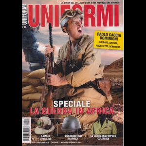 Uniformi - n. 35 - bimestrale - gennaio - febbraio 2020 -