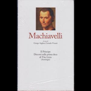 I grandi filosofi - Machiavelli - n. 12 - settimanale - 10/1/2020 - copertina rigida