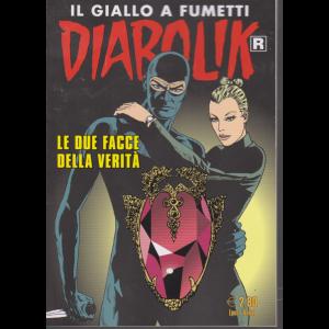 Diabolik - Le due facce della verità - n. 703 - mensile - 1/10/20