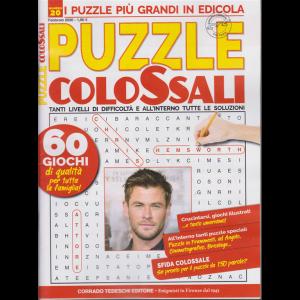 Puzzle colossali - n. 20 - febbraio 2020 - mensile