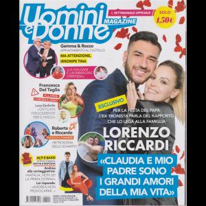 Uomini E Donne Magazine - n. 9 - settimanale - 15 marzo 2019 -