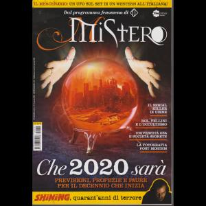 Dal programma fenomeno di Italia 1 Mistero - n. 70 - 3 gennaio 2020 - mensile