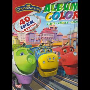 Chuggington album color - n. 40 - bimestrale - 28 dicembre 2019 -