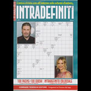 Intradefiniti - n. 14 - bimestrale - febbraio - marzo 2020 -