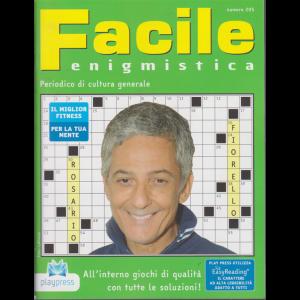 Facile enigmistica - n. 205 - bimestrale - 8/1/2020 - Rosario Fiorello