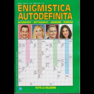 Enigmistica autodefinita - mensile - n. 360 - febbraio 2020
