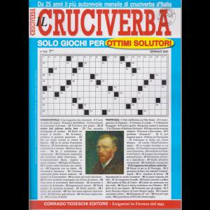Il cruciverba - n. 312 - gennaio 2020 - mensile