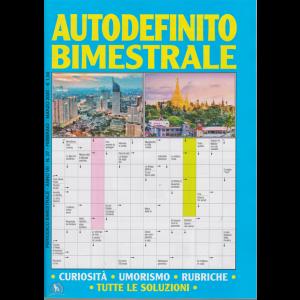 Autodefinito bimestrale - n. 37 - febbraio -marzo 2020 -
