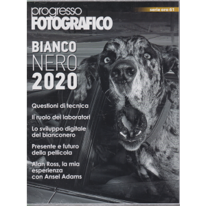 Progresso fotografico - n. 61 - gennaio - febbraio 2020 - bimestrale