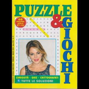 Puzzle & giochi - n. 79 - bimestrale - febbraio - marzo 2020 - 68 pagine